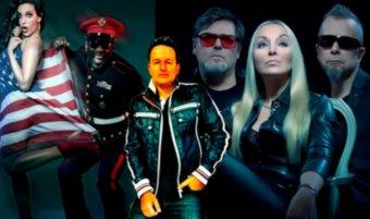 Super Ysärit la 26.1. Captain Jack, Movetron, DJ Sash, 90´Cover Boyz and Girls, DJ Pertsa
