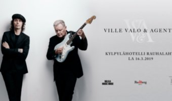 Ville Valo & Agents la 16.3.